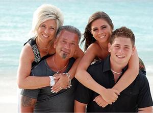 Long Island Medium Theresa Caputo Family