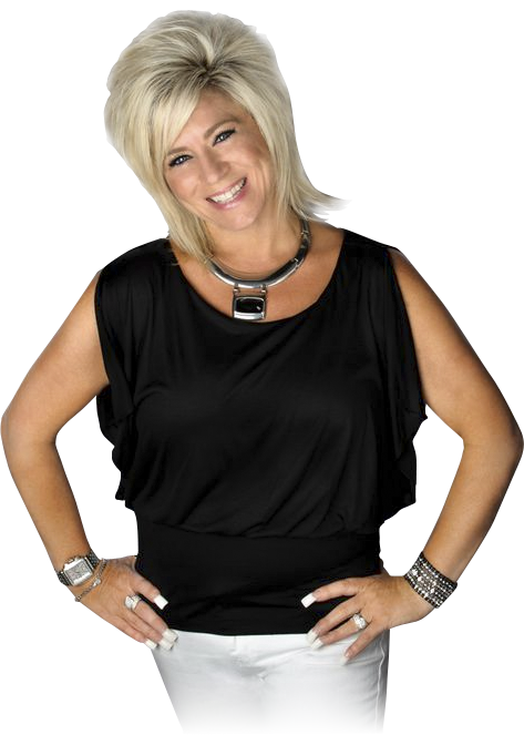 Theresa Caputo's Mother