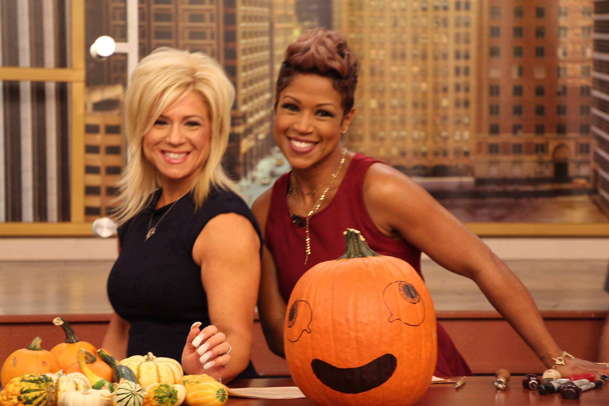 I Loved co-hosting Windy City Live